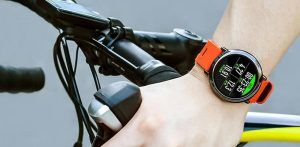 smartwatch deportivo para ciclismo