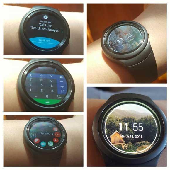 Reloj inteligente Samsung Gear s3