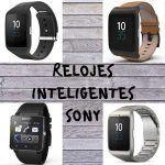 relojes inteligentes Sony