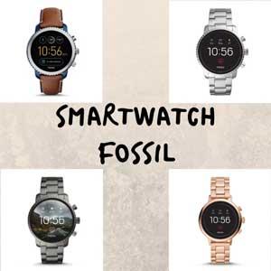 Análisis de los smartwatch Fossil