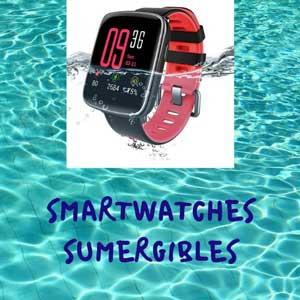 Smartwatch Sumergibles