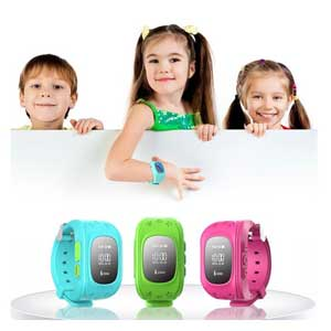 Relojes inteligentes para niños