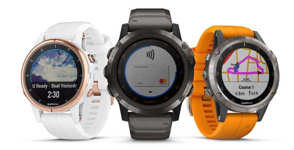 mejores relojes Garmin
