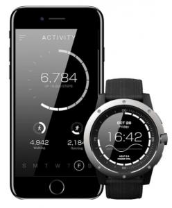 powerWatch sincronización con smartphone
