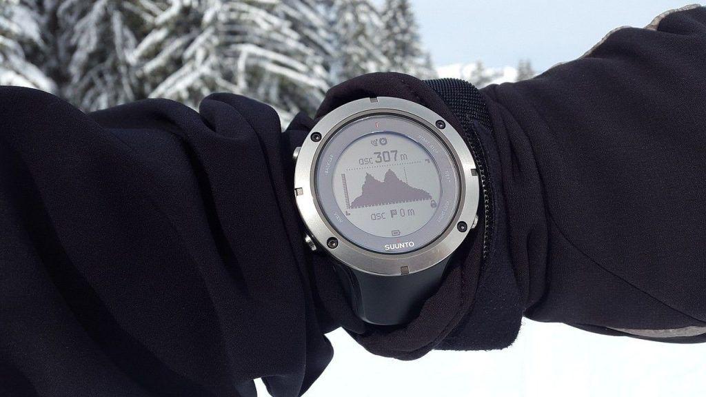 funciones de un reloj GPS