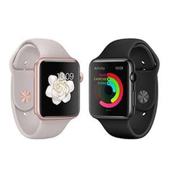 Relojes inteligentes Apple