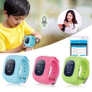 Funciones del smartwatch para niños Q50