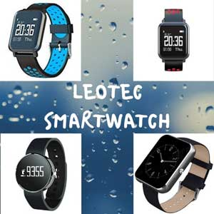 Smartwatch Leotec