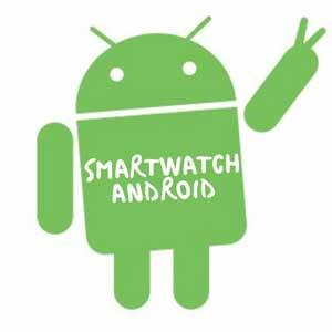 Reloj inteligente Android