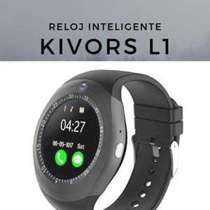 reloj inteligente Kivors