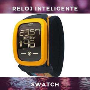 Reloj Inteligente Swatch